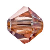 Capri Gold Preciosa crystal bicone bead