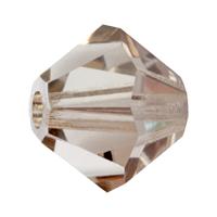 Crystal Velvet Preciosa crystal bicone bead