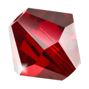 Siam Preciosa crystal bicone bead