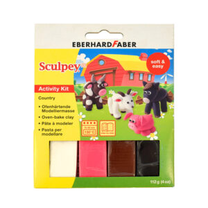 sculpey country clay activity kit