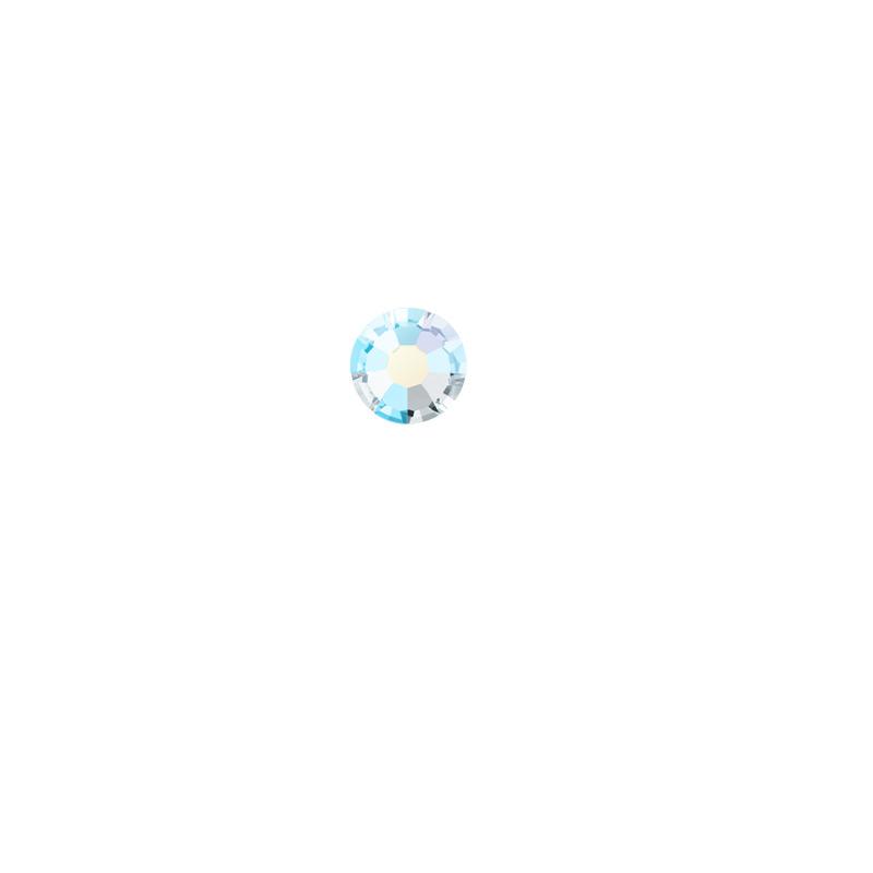 2mm Crystal AB Preciosa Crystal Diamantes