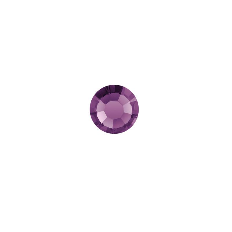 3mm Amethyst Preciosa Crystal Diamante