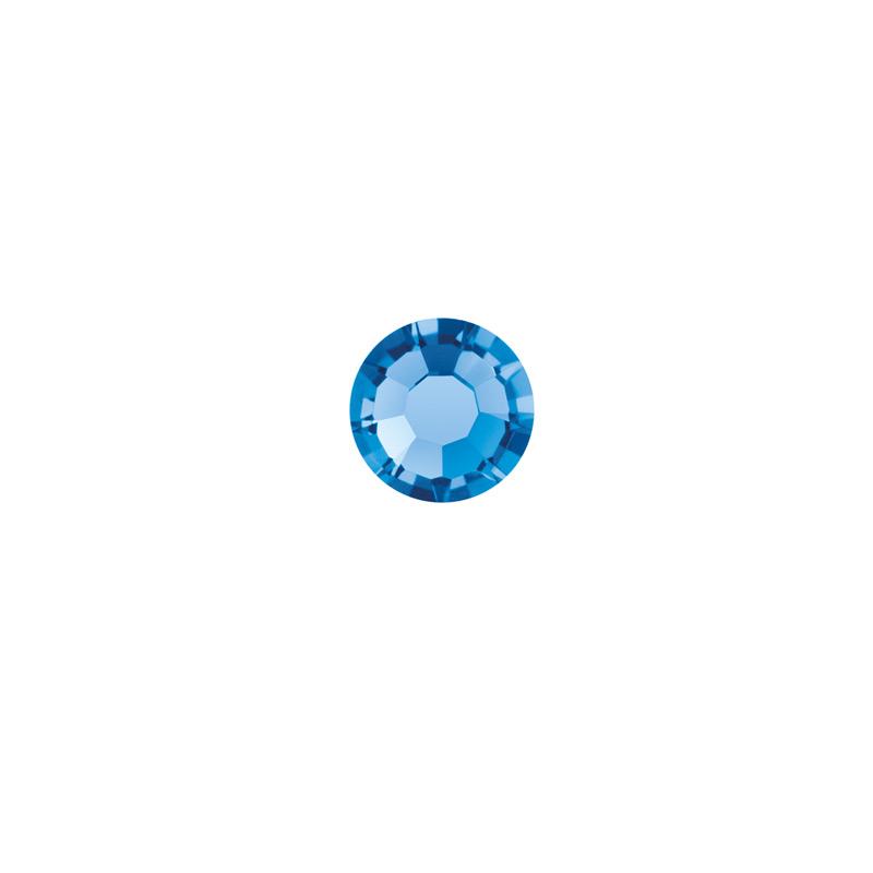 3mm Sapphire Preciosa Crystal Diamante