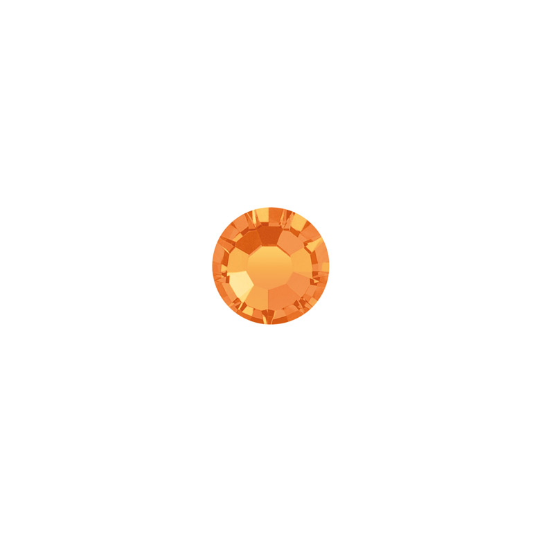 3mm Sun Preciosa Crystal Diamante