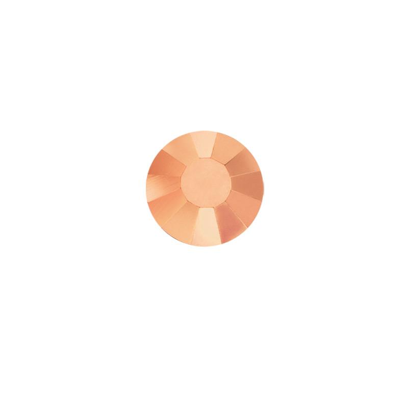 4.5mm Capri Gold Preciosa Crystal Diamante