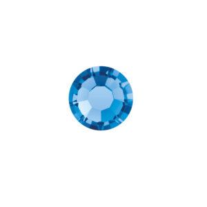 4.5mm Sapphire Preciosa Crystal Diamante