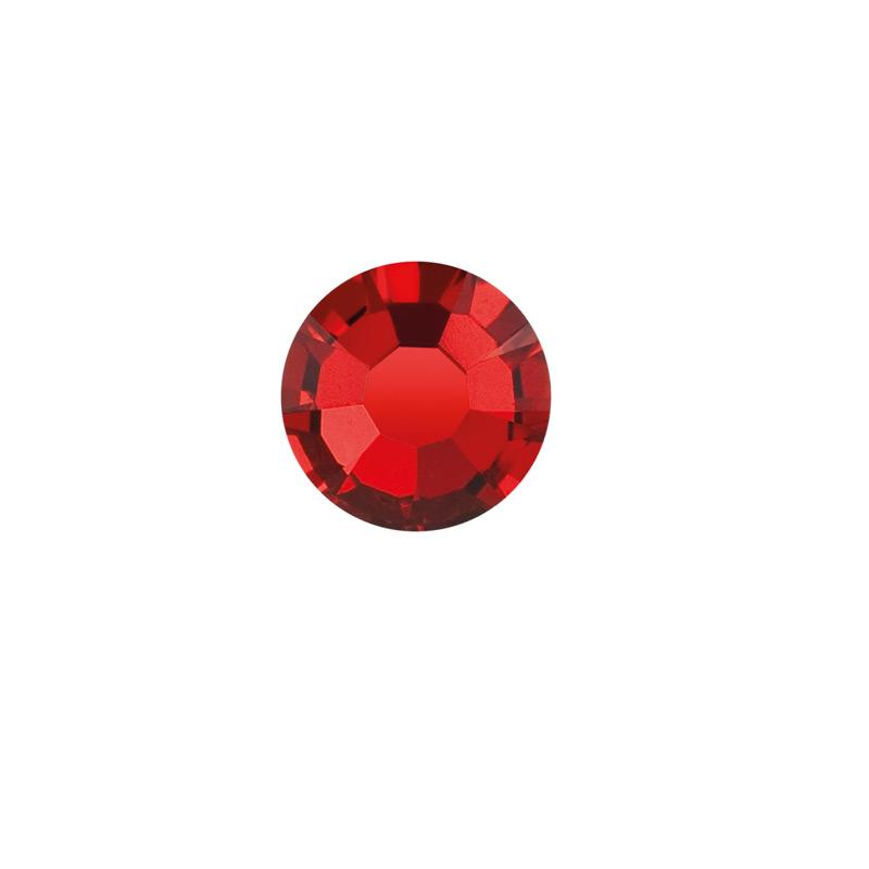 4.5mm Siam Preciosa Crystal Diamante