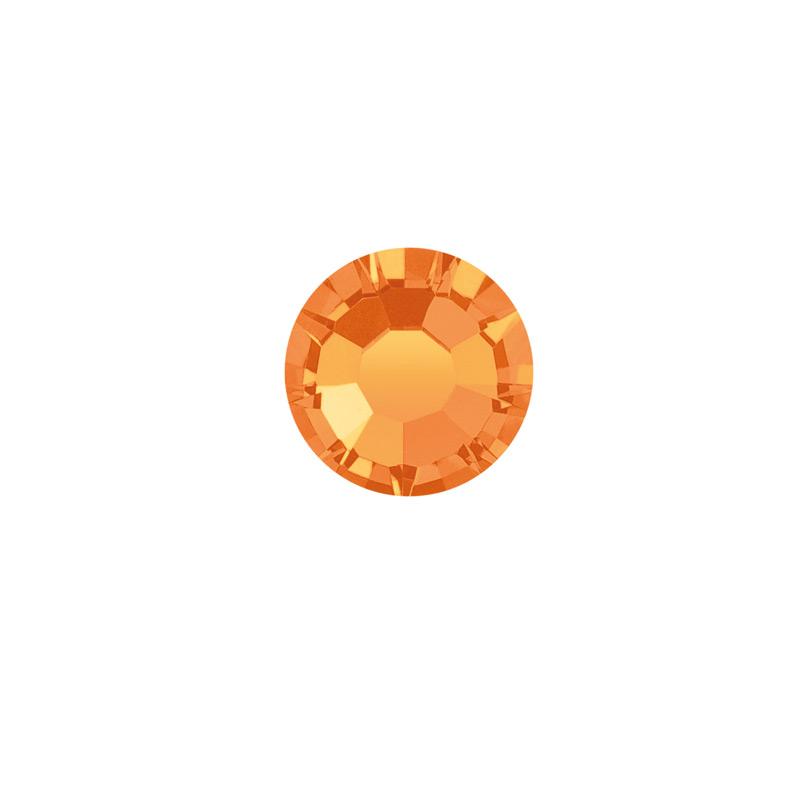 4.5mm Sun Preciosa Crystal Diamante