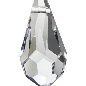 6.5 x 13mm preciosa crystal drop pendant
