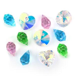 Preciosa Crystal Pendants