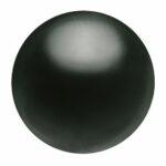 Magic Black Preciosa Crystal Pearls