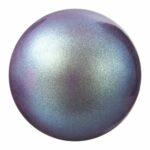 Pearlescent Violet Preciosa Crystal Pearls