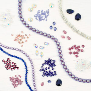 Preciosa Crystal Beads & Pendants