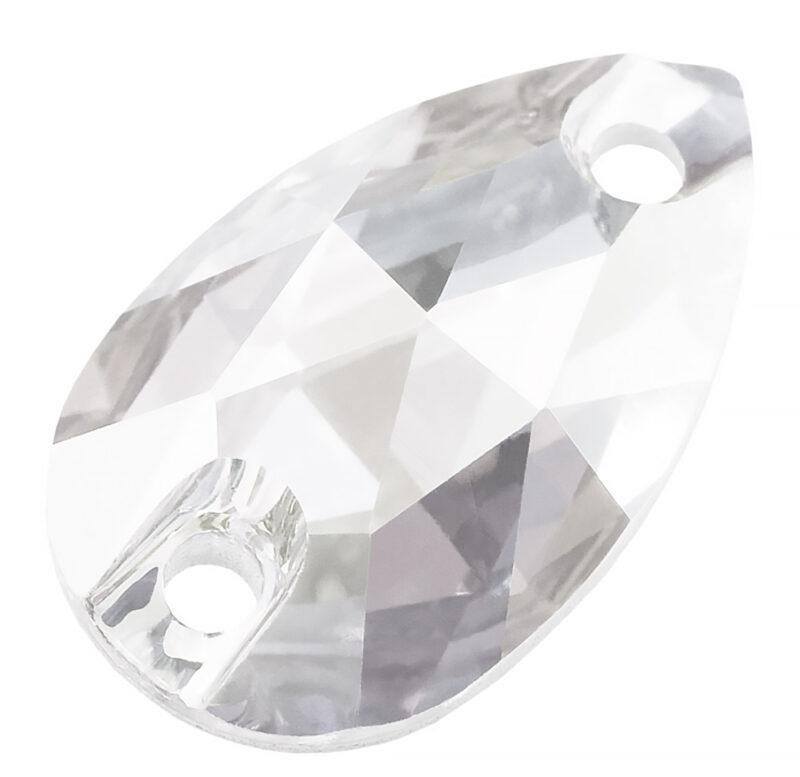 Pear sew on crystal Preciosa stone