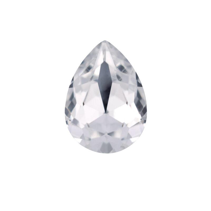 preciosa pear baroque crystal
