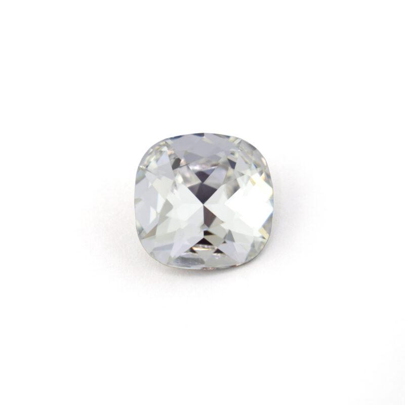 Preciosa crystal square cushion