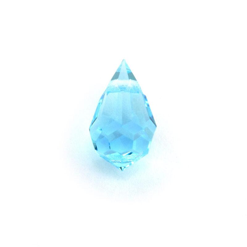 preciosa drop pendant Aqua Bohemica