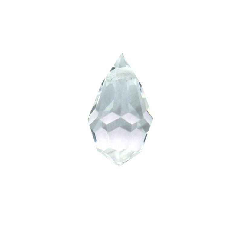 preciosa drop pendant crystal