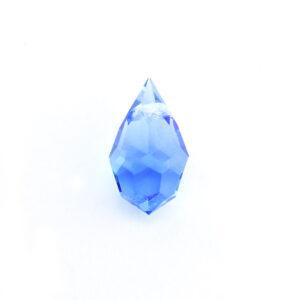 preciosa drop pendant sapphire