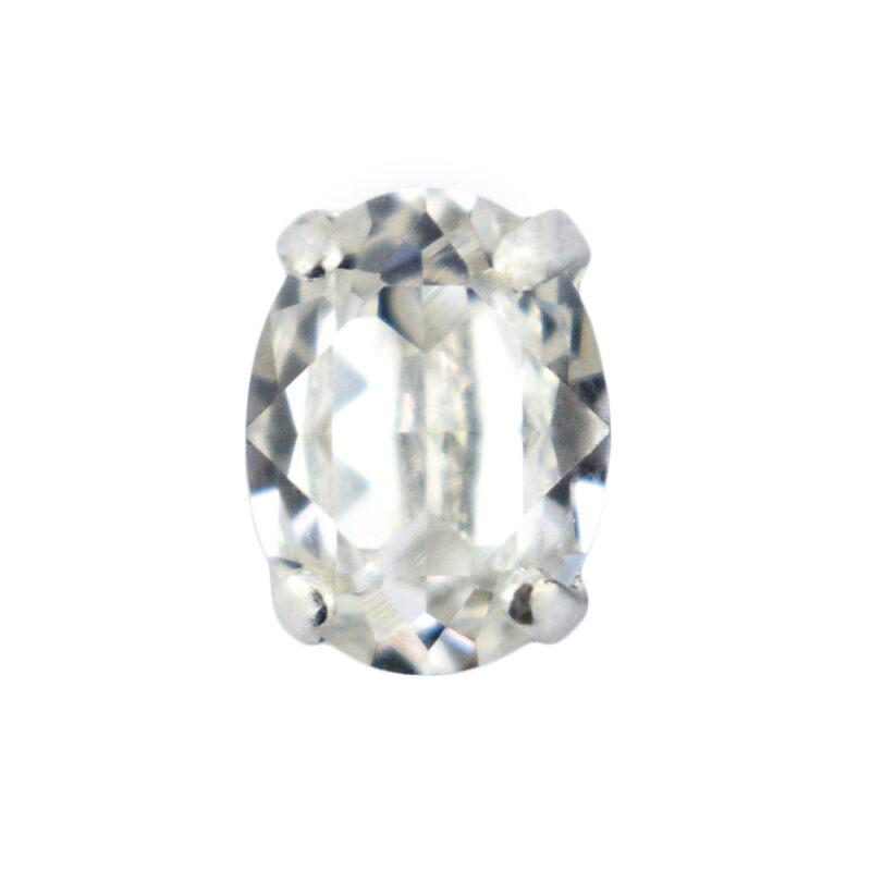preciosa crystal oval slider