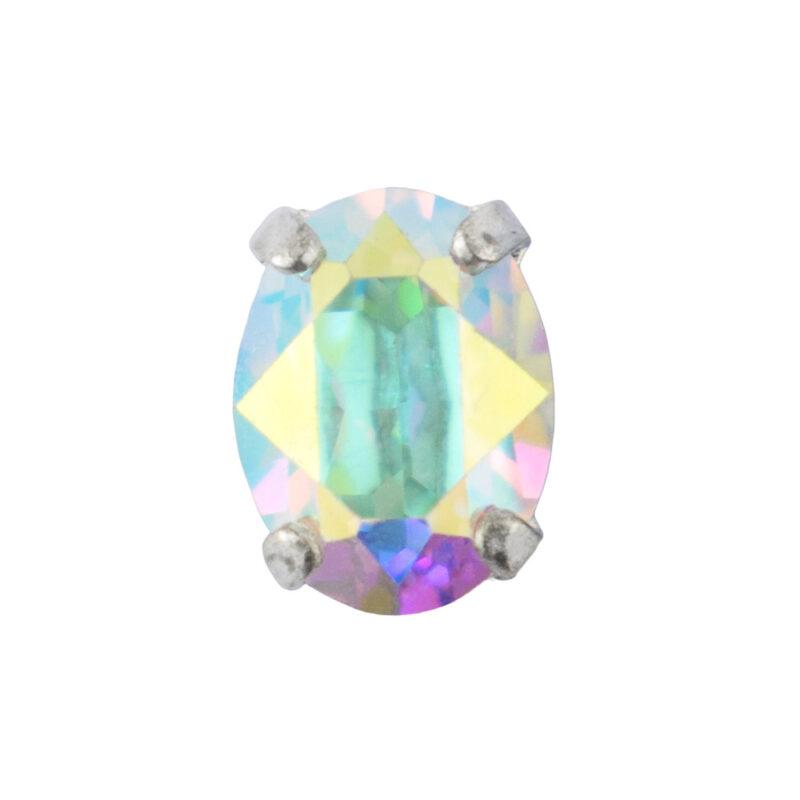 crystal ab slider from preciosa crystal