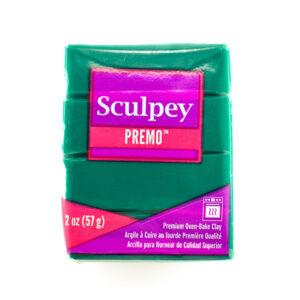 Sculpey Premo Forest Green