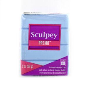 sculpey premo pale blue clay