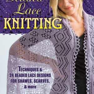 Beaded Lace Knitting by Anniken Allis
