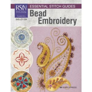 Bead Embroidery RSN by Shelley Cox