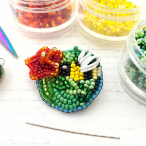 Bead Embroidery Workshop