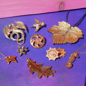 Create in Copper Clay with CRZyBest
