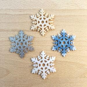 Resin Snowflake Workshop