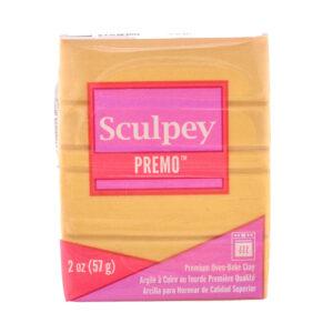 Sculpey Premo 2oz 18k gold