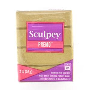 Sculpey Premo 2oz Antique Gold