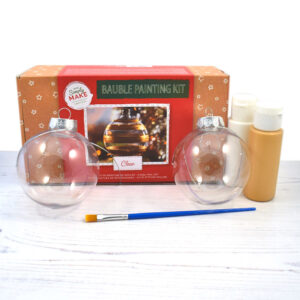 bauble painting kit contents